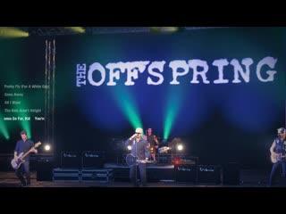 Концерт The Offspring в танках!
