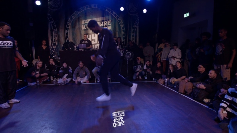 SERGE VS OULOUY TOP16 HOUSE THE KULTURE OF HYPE HOPE WATER EDITION 2020