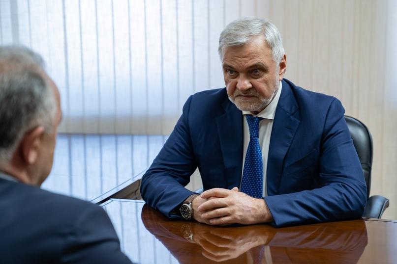 В Ухте с рабочим визитом побывал врио Главы Республики Коми Владимир Уйба, изображение №7
