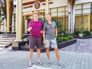 НАШИ ГОСТИ | Братья Пономаренко