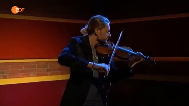 David Garrett 🎻🎶Ma Dove Sei🎶Own Composition 🎼 written for Andrea Bocelli 🎶