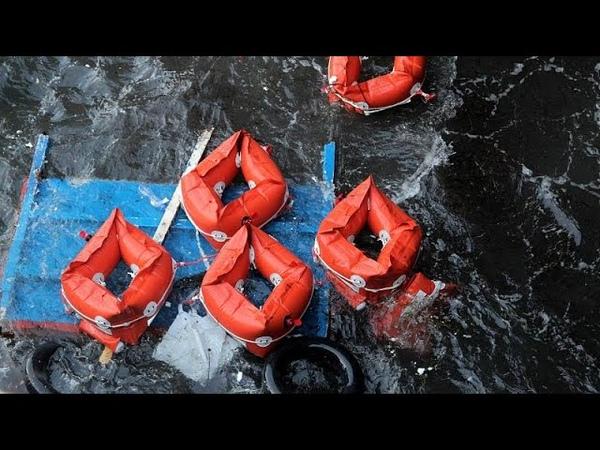 Flüchtlingsboot kentert vor Lampedusa: Mindestens fünf Tote