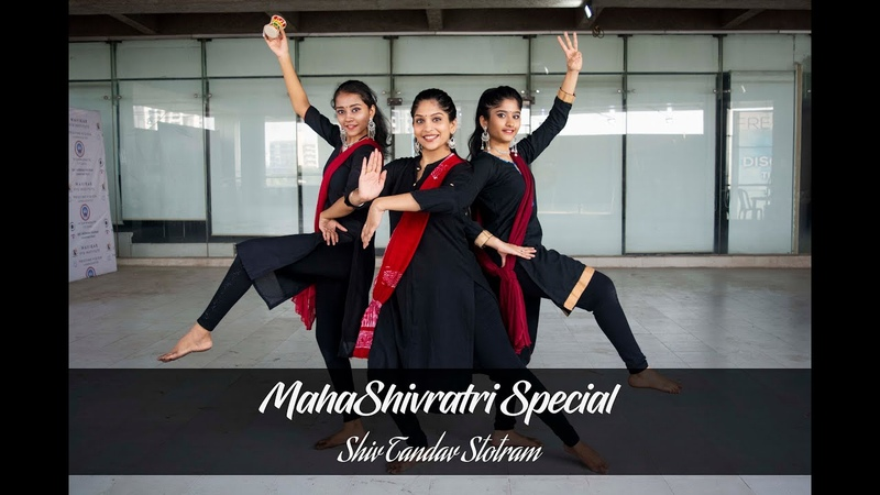 Shiva Tandav Strotram (Dance Cover) | Rhythm Dance Academy |