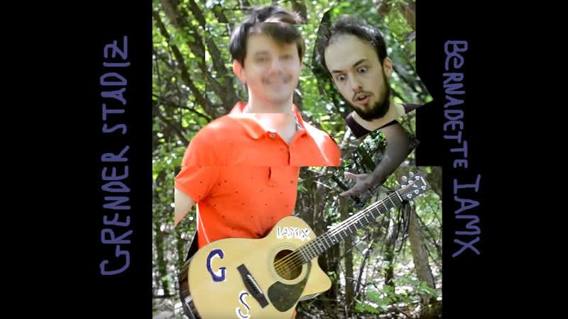 Grender Stadiz Bernadette IAMX Acoustic Cover