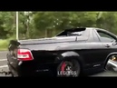 SUPERCHARGED VF HSV MALOO TWT DOING HIS THING - LEGLESS BURNOUTS