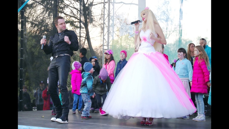 Barbie Girl на русском языке Виталий Гогунский актер сериала Универ Кузя певица Таня Тузова Барби