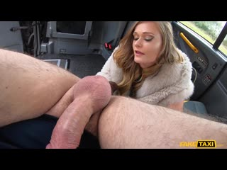 FakeTaxi - 19 11 27- Honour May  Posh Babe Gets Pussy Pounded