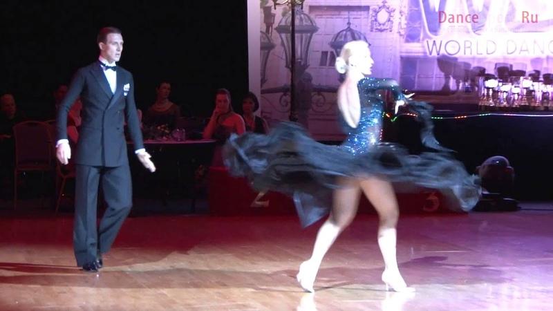 Arunas Bizokas - Katusha Demidova, Tango | Dance Stories 2013