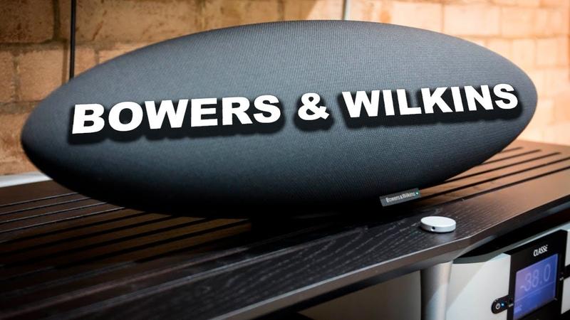 Обзор колонки Bowers Wilkins Zeppelin Wireless Отзывы в ПлеерРу