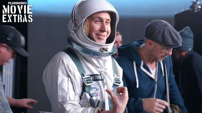 FIRST MAN 2018 Behind the Scenes of Neil Armstrong Biopic Movie