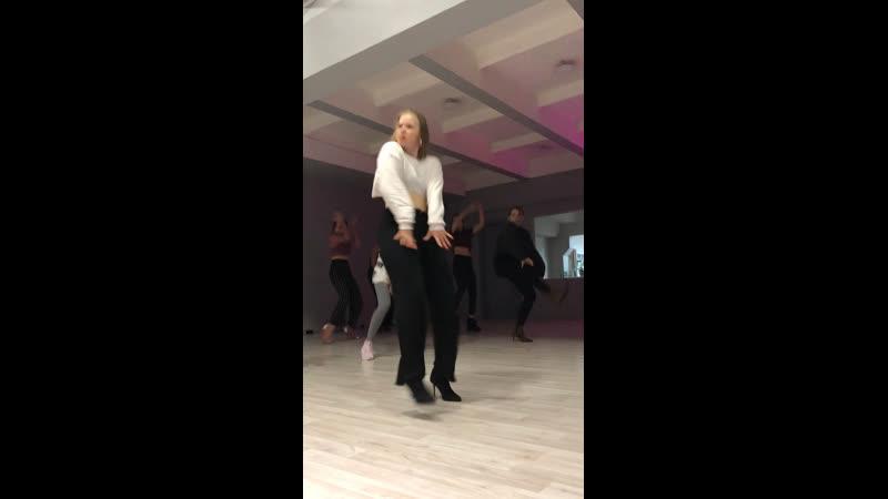 Choreo by Yana Vyatina