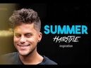 Textured Beach waves hairstyle. Men´s hairstyle inspiration