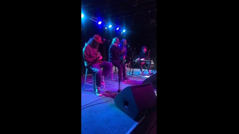 Live Acoustic 96.5 The Buzz - Black Cat, Partners