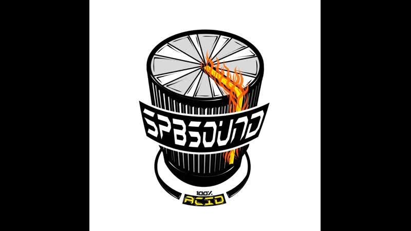 Roma Sprut Roni Rix - SPB Sound Live Stream