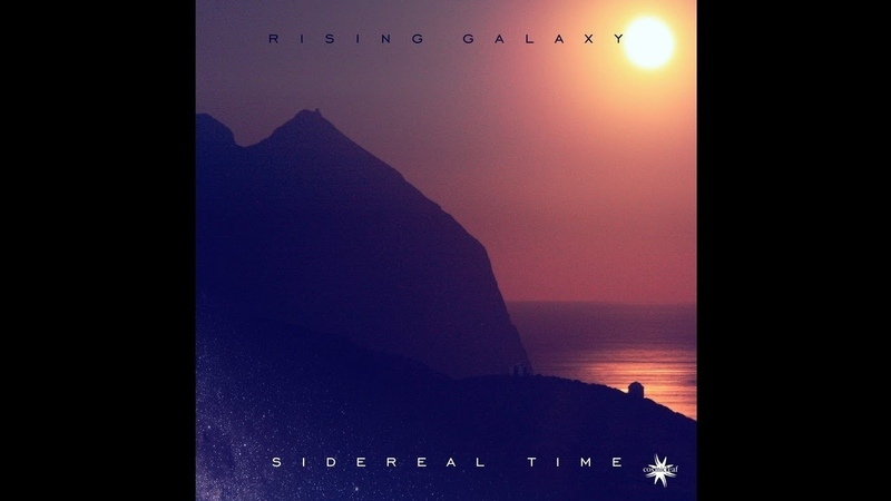 Rising Galaxy Sidereal Time 01 Departure