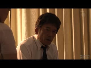 JUY-368 On The Seventh Day, My Husband 's Boss Kept Being Fucked, I Lost Reason. Oda Mako
