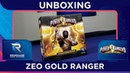 Zeo Gold Ranger Unboxed Power Rangers Heroes of the Grid Live Q A and Unboxing
