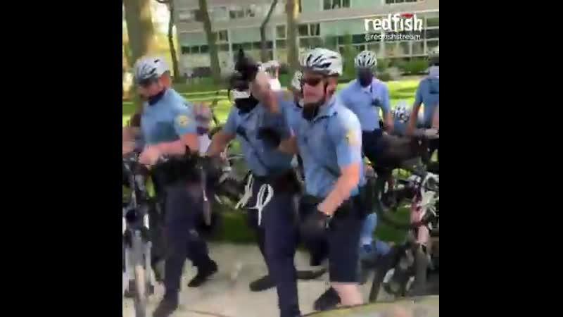Полицейское насилие в Филадельфии