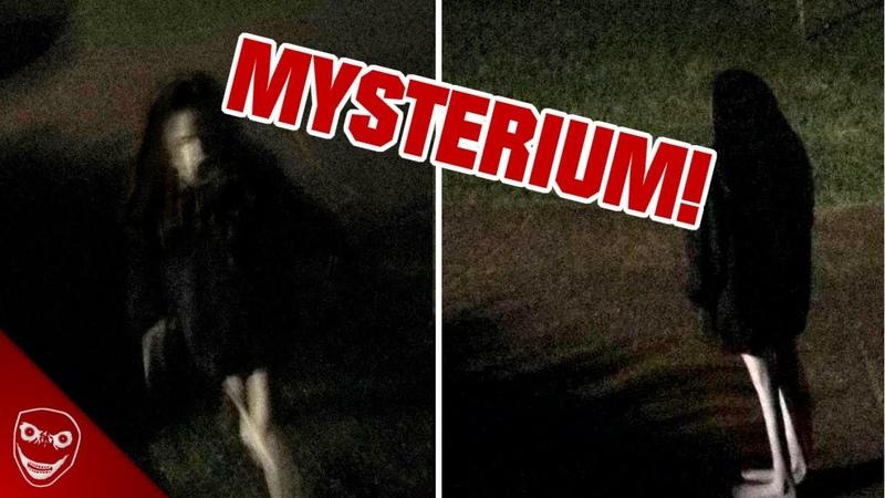 Redditor fotografiert gruselige Person vor seinem Fenster! Internet Mysterium!