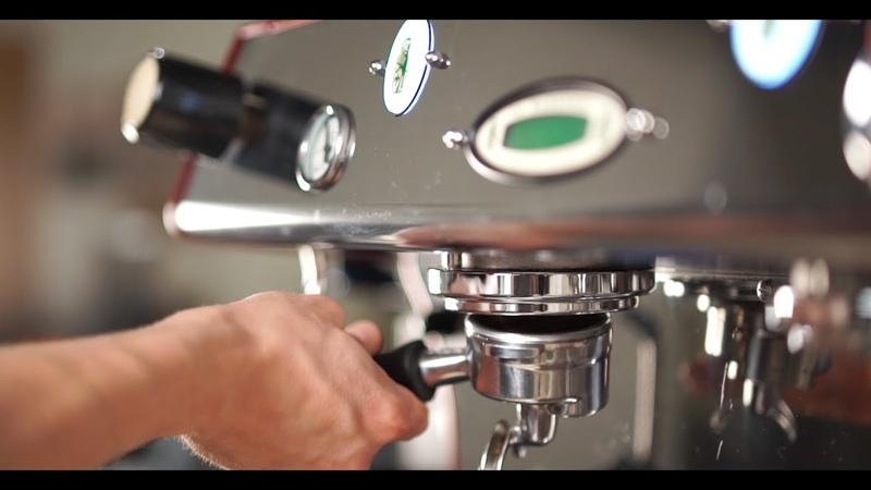 Работа с кофемашиной и кофемолкой Правила приготовления эспрессо
