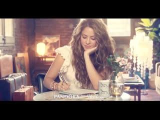 Shakira all pandora commercials