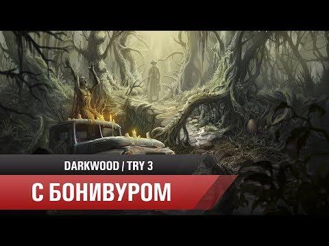 🌚Мелиорация Старой Рощи Прохождение Darkwood Третья попытка Часть 3