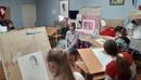 [club101772723|Школа-Студия СТУПЕНИ г. Подольск.] Сегодня с ребятами мы рисовали портретные наброски