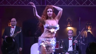 Oxana belly dance show in Taba Egypt  ⁄ solo tabla  ⁄ Оксана Базаева концерт в Египте ⁄ танец живота