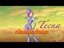 Winx Club 3 Tecna's Spells Magic Winx English Nick