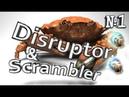 EVE Online - Scrambler Disruptor (Скребок и Диз) [ENG Sub]