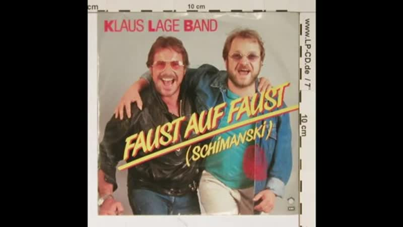 Klaus Lage Band - Faust auf Faust