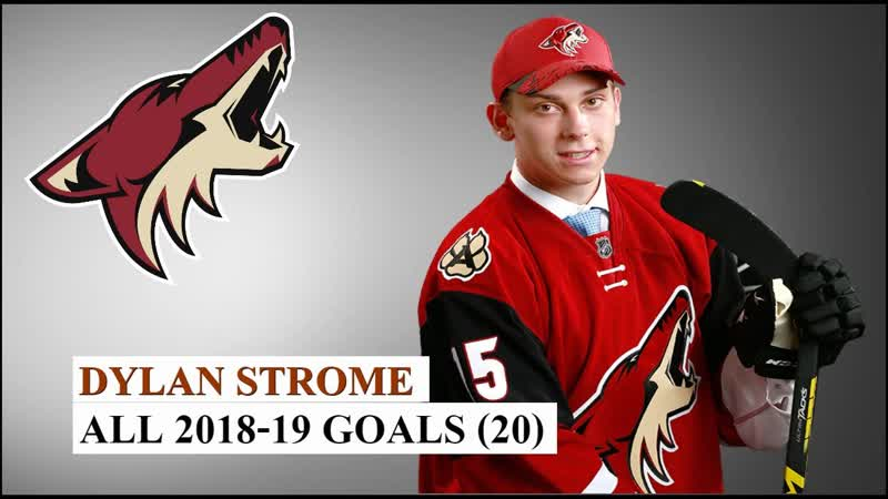 Dylan Strome All 20 Goals 18/19