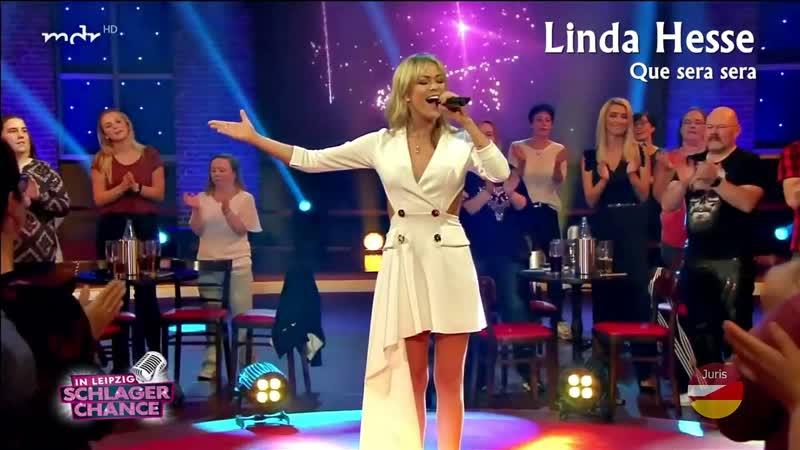 Linda Hesse - Que sera sera (Schlagerchance in Leipzig 2019)