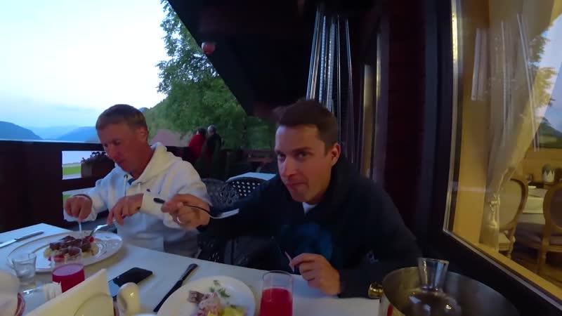 1 АЛТАЙ Райское Место в России Рыбалка на Хариуса Добываем Огонь Уха на Костре Дикие Медведи
