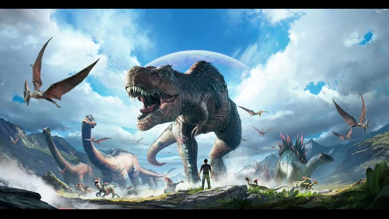 Лучшая выживалка с динозаврами ▶ ARK: Survival Evolved