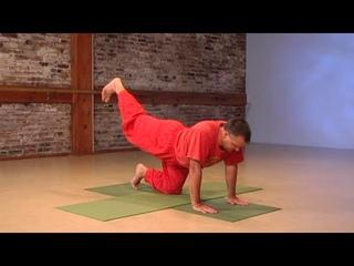 Андрей Лаппа Универсальная йога   практика 2