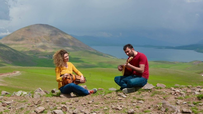 Bingol şewiti Eléonore Fourniau Mehmet Salih Inan