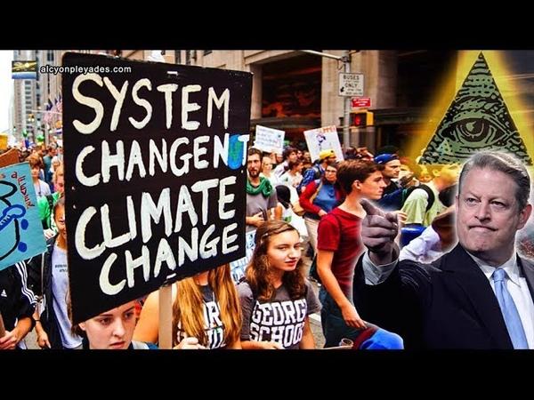 Альцион Плеяды 59 Климатические изменения ХААРП волны Эльф Гвен химтрейлы наночастицы