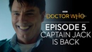 Captain Jack is Back! | Fugitive of the Judoon | Doctor Who