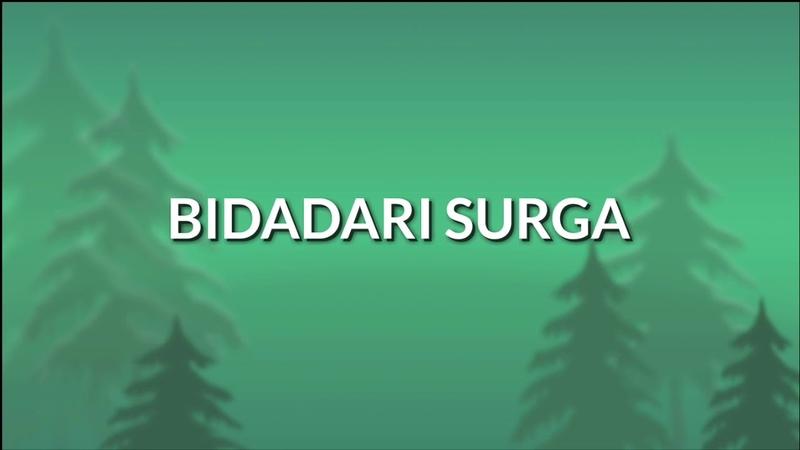 Bidadari surga The Fikr lyric