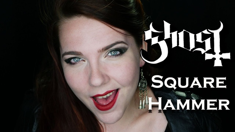 GHOST - Square Hammer (Cover by Alina Lesnik)