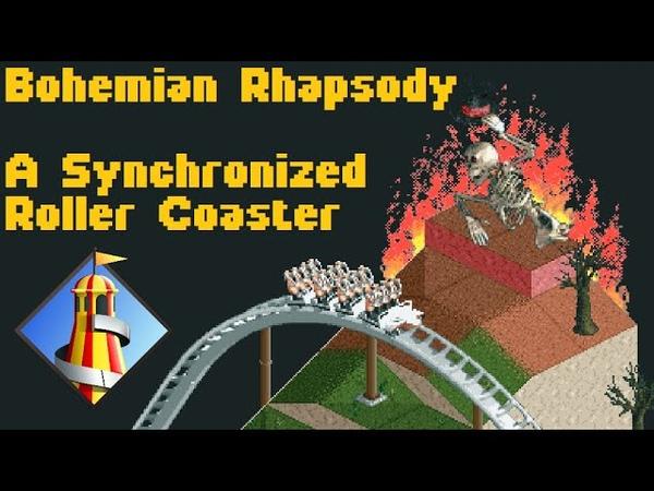 Bohemian Rhapsody A Synchronized Roller Coaster