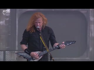 Megadeth - Post American World Live At Hellfest 2016