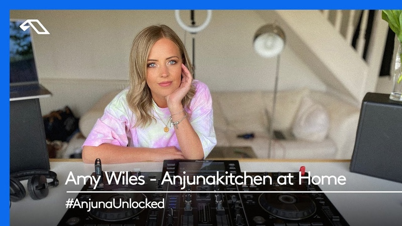 AnjunaUnlocked Amy Wiles Anjunakitchen at Home