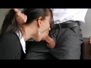 Секретарша Veronika Charm ублажает босса Porn, Sex, Blowjob, HD, 18+, Порно, Секс, Минет, Teen, Молоденькие