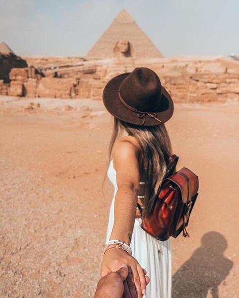 Египет девушки отдых