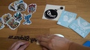 Как правильно клеить виниловые наклейки