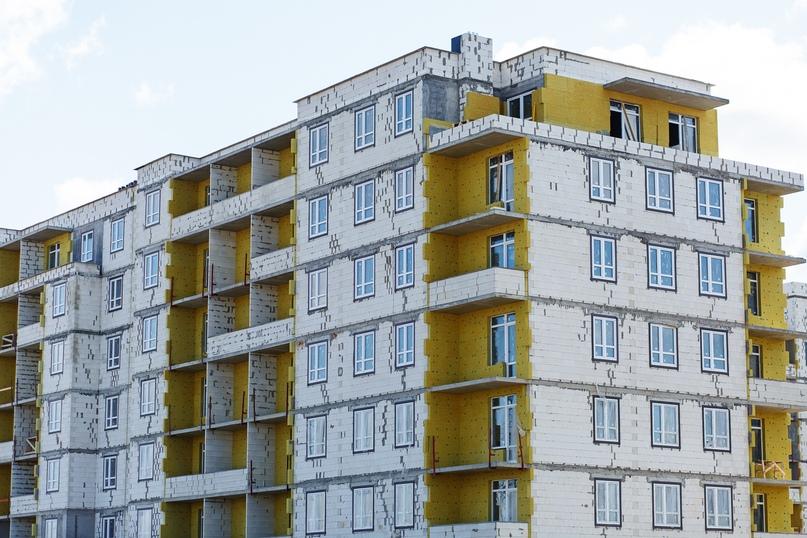 Отчет о ходе строительства ЖК «Апрель» май 2020, изображение №34