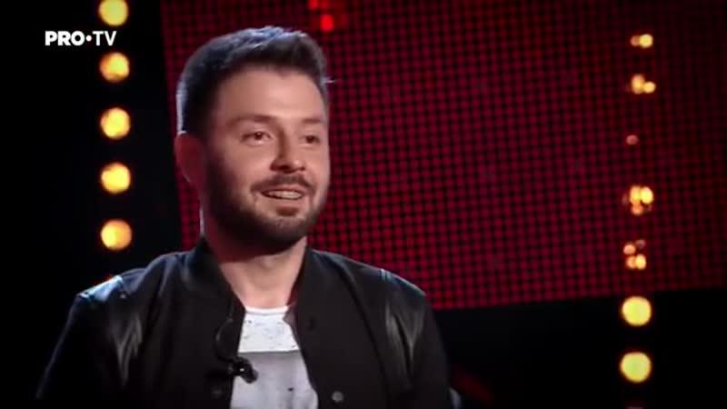Bogdan Ioan - Earth Song _ Auditiile pe nevazute _ Vocea Romaniei 2018