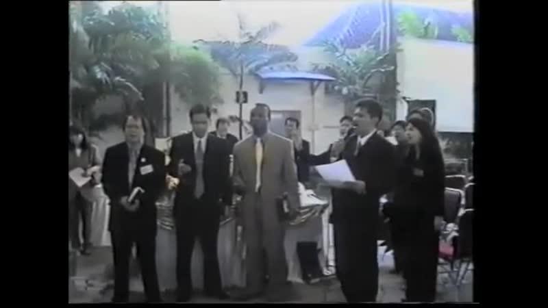 Sunday Adelaja in Indonesia 2002 Индонезия заклад капсулы